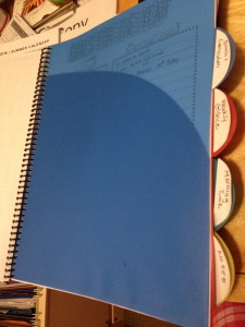 Cheap dividers for planner